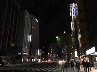 東京のホテル事情