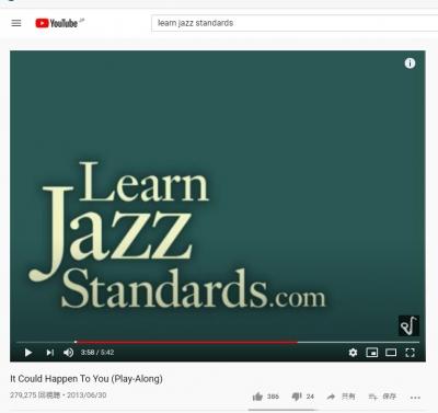 Learn-jazz-standards